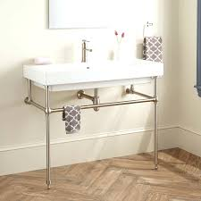 full size of chrome legs for bathroom sink vanity double photo bathrooms metal leg