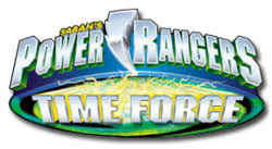 Power Rangers Time Force - Wikipedia