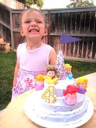 Princess Cake Ideas For 4 Year Old An Easy You Can Make