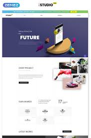 free template designs free html5 theme design studio website template