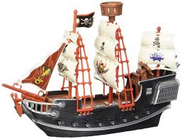 rhode island novelty deluxe detailed toy pirate ship