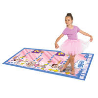 The-Little-Gym Im a Ballerina Dance Mat Gifts for 6 Year Old Girls, Pretend Play Toys