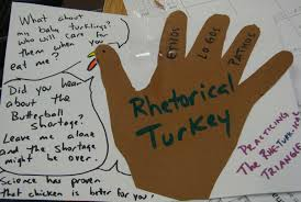 always write rheturkical triangles applying aristotle to task one introducing rhetorical terms in time for thanksgiving