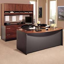 good shaped desk office. Desk \u0026 Workstation U Shaped Office With Hutch Best Of Bush Series Door And Lateral Good D