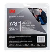 40M™ Automotive Attachment Tape 0640840 White 4040 Mm 40M United States Adorable Mami La Slave Fea 3m