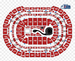 The Deal Pepsi Center Seating Chart Basketball Hd Png