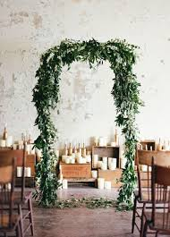 Small Picture 2017 Wedding Trends Top 30 Greenery Wedding Decoration Ideas