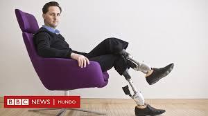 Hugh Herr, el hombre biónico que tiene el secreto de la innovación - BBC  News Mundo