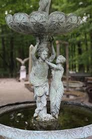 classic greek fountain
