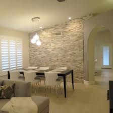 prosource whole a stone accent wall