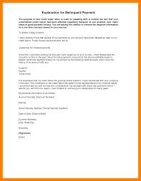 7 Explanation Letter Sample Pennart Appreciation Society