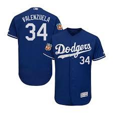 Blue Jersey Dodgers Royal Blue Royal Dodgers