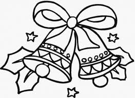 Small Picture Coloring Pages Of Christmas Cute Christmas Coloring Pages Free