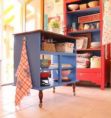 diy kitchen island from dresser. Dresser-to-island0019 Diy Kitchen Island From Dresser