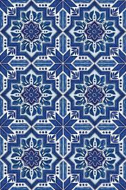 moroccan blue u0026 white tiles blue tile e46 blue