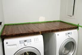 laundry room countertop diy 5005bh elegant photos wood