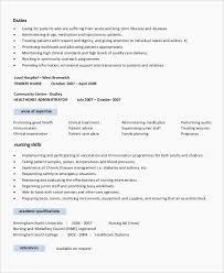 Nursing Resume Objective Objective Statement For Nurse Resume