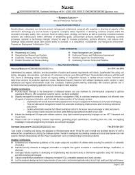 Resume Template For Business Analyst Macopalmexco