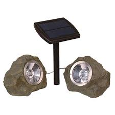 Alpan Solar Light Batteries Amazon Com Alpan 10141b 2pk Solar Smart Focus Spot Light