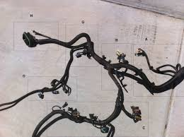 where do these go part ii engine wiring harnesses gm forum part a which extends from the pcm i believe i ve kind of separated each specific plug by letter and number and these are the ones i am not entirely sure