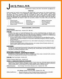 Sample Resume Nurse Custom Resumes NursesnurseresumeSamplesbyJaneQPublicRNjpg