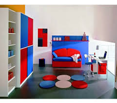 appealing decorating office decoration. comfortable and cute home office design ideas appealing blue red murphy bed sofa in enthralling kids decorating decoration e