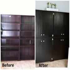 bookcase to pantry adding doors mom in city
