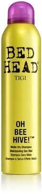 <b>Tigi Bed Head Oh</b> Bee Hive! Matte Dry Shampoo | Ulta Beauty