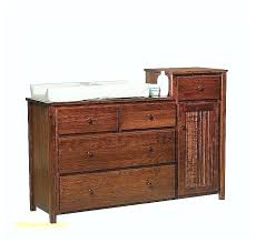 cherry changing table cherry changing table wood tables solid dresser best of with drawers dark cherry changing table