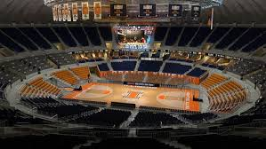 The Renovation Of The State Farm Center At University Of