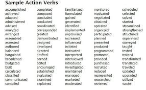 Resume Action Verbs Delectable Action Verbs For Resume Unique Fresh Resume Action Words New What Is