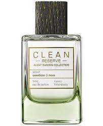 <b>CLEAN</b> Fragrance Avant Garden <b>Sweetbriar & Moss</b> Eau de Parfum ...