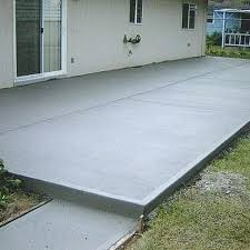 cost of a concrete patio slb ptios pd cost of stamped concrete patio in nj
