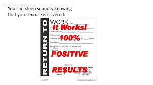 Doctors Excuse Note For Work Doctors Excuse Doctors Notes Fake Doctors Note Template Youtube