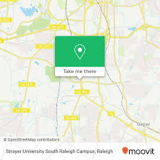 Strayer University Campus How To Get To Strayer University South Raleigh Campus In