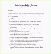 Resume Samples Pdf Awesome Interior Design Resume Samples Pdf Astonishing Ideas Fashion