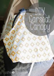 cover me baby diy car seat canopy