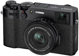 <b>Фотоаппарат Fujifilm X100V Black</b>