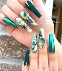 Pin by Maribel Pratt on Nail Ideas in 2020   Coffin nails designs, Cute  acrylic nails, Nail designs