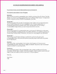 Recommendation Letter For Employment Custom Sample Character Reference In Resume Clever Good Moral Character