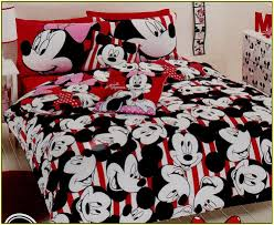 mickey mouse toddler bed set twin