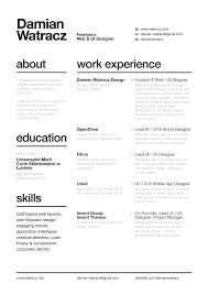 Best Font For Modern Resume 15 Modern Resume Fonts Sample Paystub