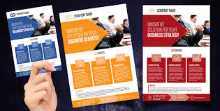 Business Flyer Design Templates Corporate Business Flyer Designs