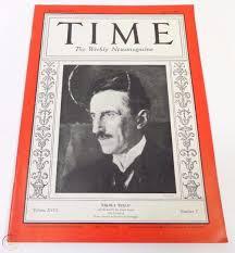 TIME Magazine July 20, 1931 NIKOLA TESLA (Vol XVIII, 3) RARE! | #1813383263