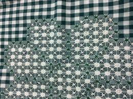 149 best Quilts - Chicken Scratch images on Pinterest | Hardanger ... & Part of a Chicken scratch pattern More Adamdwight.com