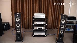 Прослушивание <b>напольной акустики Focal</b> JMLab Aria 926 ...