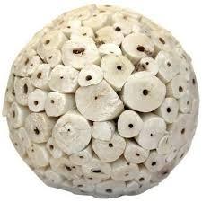Large Decorative Balls Ivory Large Decorative Balls I Available at httpwww 2