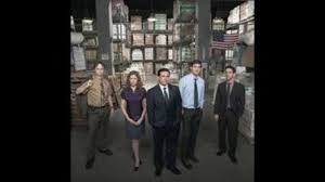 The Office The Merger
