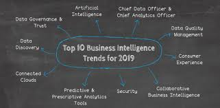 Top 10 Analytics & Business Intelligence Trends for 2019