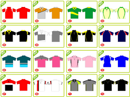 Lifeline Polo Shirt Color Chart T Shirt And Polo Shirt Combinations Jeca Garments
